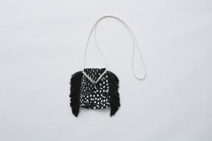 【21SS】eLfinFolk(エルフィンフォルク)QiLIin pochette (black)ポシェット