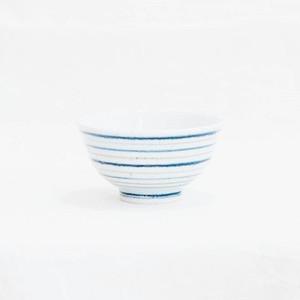 飯碗 呉須鉄独楽