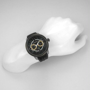 【Tendence テンデンス】TY562001 FLASHフラッシュ(ブラック)/国内正規品 腕時計