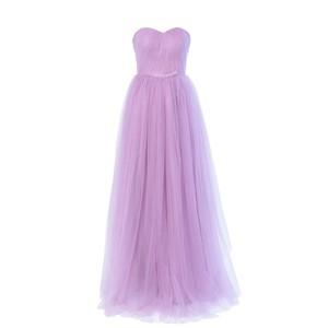 【トップを何通りにも変化可能!】CVT001  全190色 チュールコンバーチブルドレス