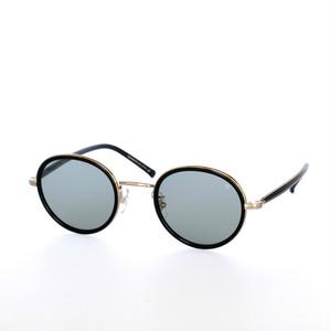 ayame:アヤメ 《FOCUS -フォーカス Col.BLK》眼鏡 ボストン サングラス