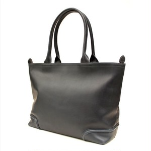 Five Woods「PLATEAU」FASTNER TOTE <NAVY>