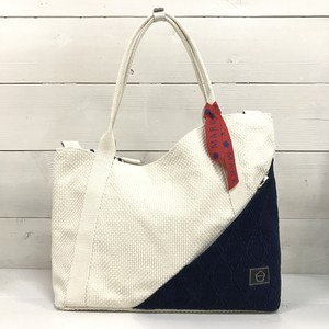 - MARK -  ROUND TOTE BAG