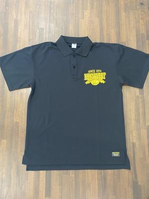 【デザインサンプル】串木野西中学校(U15・男子)ポロシャツ