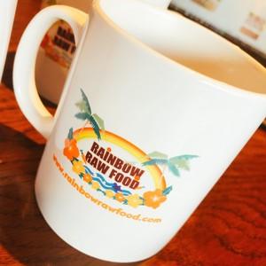 Rainbow Rawfood Mug