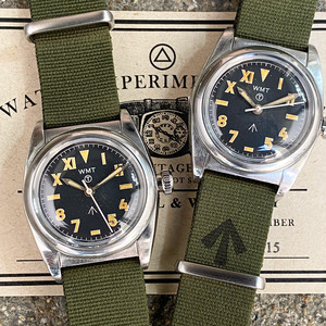 WMT WATCH Mil-W15 ( Aged Edition )