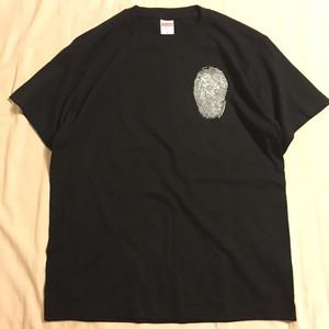 8周年半額セール うずまきスケーツ Tシャツ 黒 M