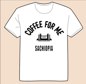 サチオピア Tシャツ