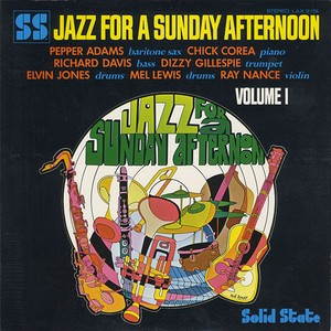 Various ‎/ Jazz For A Sunday Afternoon Volume 1 (LP)