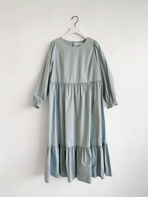 Bilitis dix-sept ans  Tiered Dress 2020AW