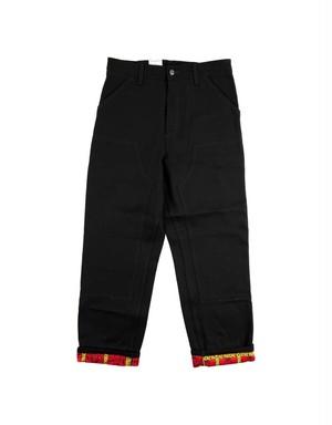 HOCKEY X CARHARTT WIP DOUBLE KNEE PANTS BLACK 34×32