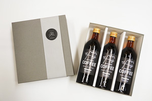 COLDBREW COFFEE GIFT BOX 3本入り