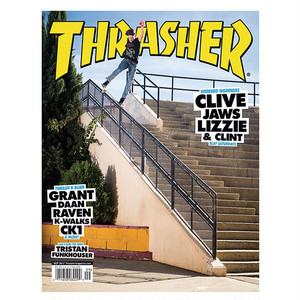 THRASHER - September 2017. Issue 446