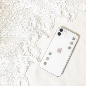 四角デザイン004◇iPhoneケース