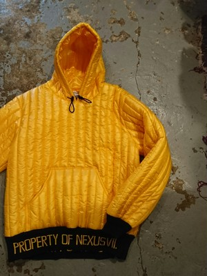 "NEXUSⅦ ""CATAPULT QUILT PARKA"" Yellow Color"