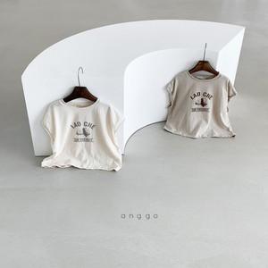 【2021SS予約】【anggo】Bangi T-Shirt