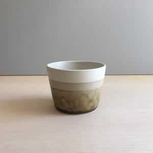 plain カップ(茶) [ 直径 8 x 6cm 180cc ] 【風車小屋のある村】