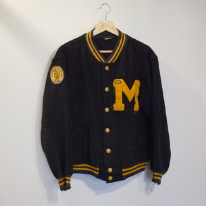 Champion 1950~60's Button Stadium jumper SizeL