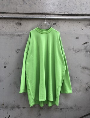 my beautiful landle  mini fleecy BIG L/S T-shit