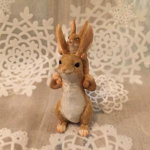 【ラビット】おんぶ ウサギ