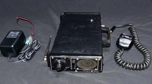 超ビンテージ Alpha100 Genave 航空無線機 エアーバンド トランシーバー フルセット 充電機能付きバッテリー内蔵 AL2