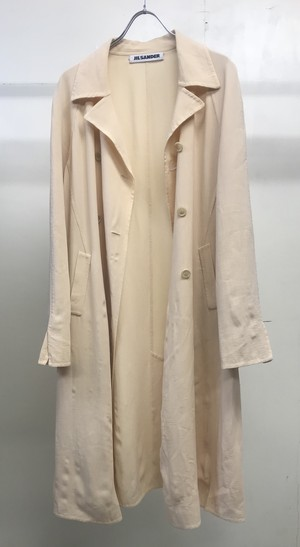 1990s JIL SANDER TRENCH COAT
