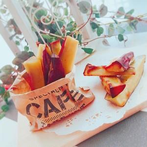 【冷凍】焼芋スティック