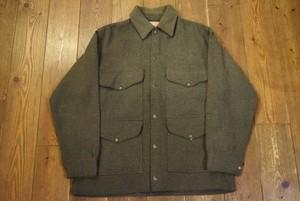 USED USA製 50s フィルソン マッキーノクルーザージャケット オリーブ M-L