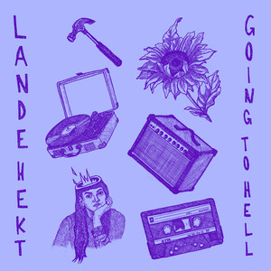 """[CD] Lande Hekt """"Going to Hell"""""""