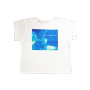 umi / ロールアップTシャツ
