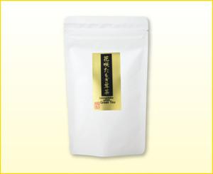 送料無料【無農薬】熊本県産あさぎり町「花咲たもぎ茸茶」ティーバッグ(緑茶)