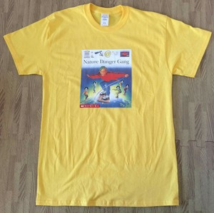 NDG - Internet tee (Yellow)