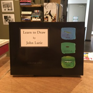 Learn to Draw Volume One / John Lurie(ジョン・ルーリー)