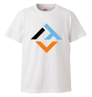 オフィシャルロゴTシャツ(白)