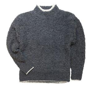 Stevenson Overall Co. Chenilie Knit Sweater Gray [SO-CS]