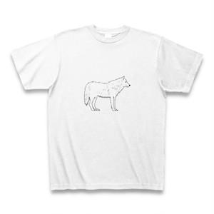 犬T #ホワイト