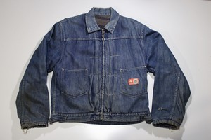 "50's〜 ""MONTGOMERY WARD 101"" Denim JKT"