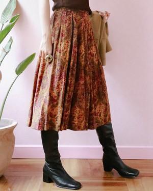 Christian Dior flora skirt