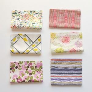 小さな布たち 6枚セット