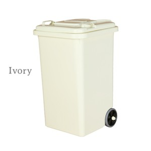 【100-198】Plastic trash can 65L ゴミ箱 / プラスチック / ポップ / アメリカン