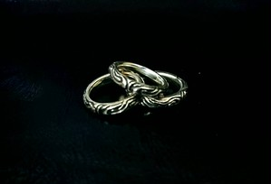 Firepattern ring