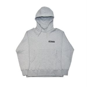 EXTRALESS Hoodie EXTRALESS Gray EX19FW0008