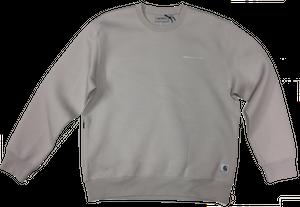 Carhartt Beta Crewneck Sweatshirt - Cinder / Reflective