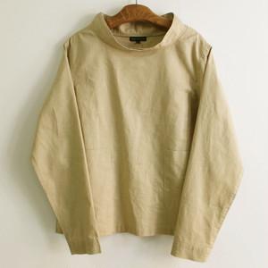 NAPRON  ナプロン SMOCK WORK  SHIRTS NP-TP15-20S スモックワークシャツ BEIGE
