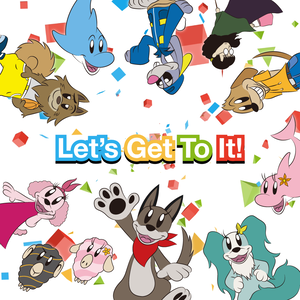 Let's Get To It!(8曲)