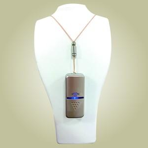 携帯用超小型マイナスイオン発生機 イオニオンMX
