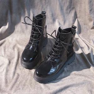 カジュアル ショートブーツ 2種