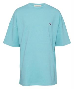 Re: SUMMER COLOR BIG T-shirt[REC310]