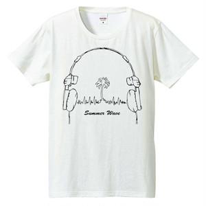 [Tシャツ] summer wave