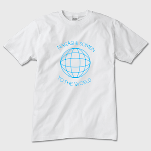 【そうめんTシャツ】